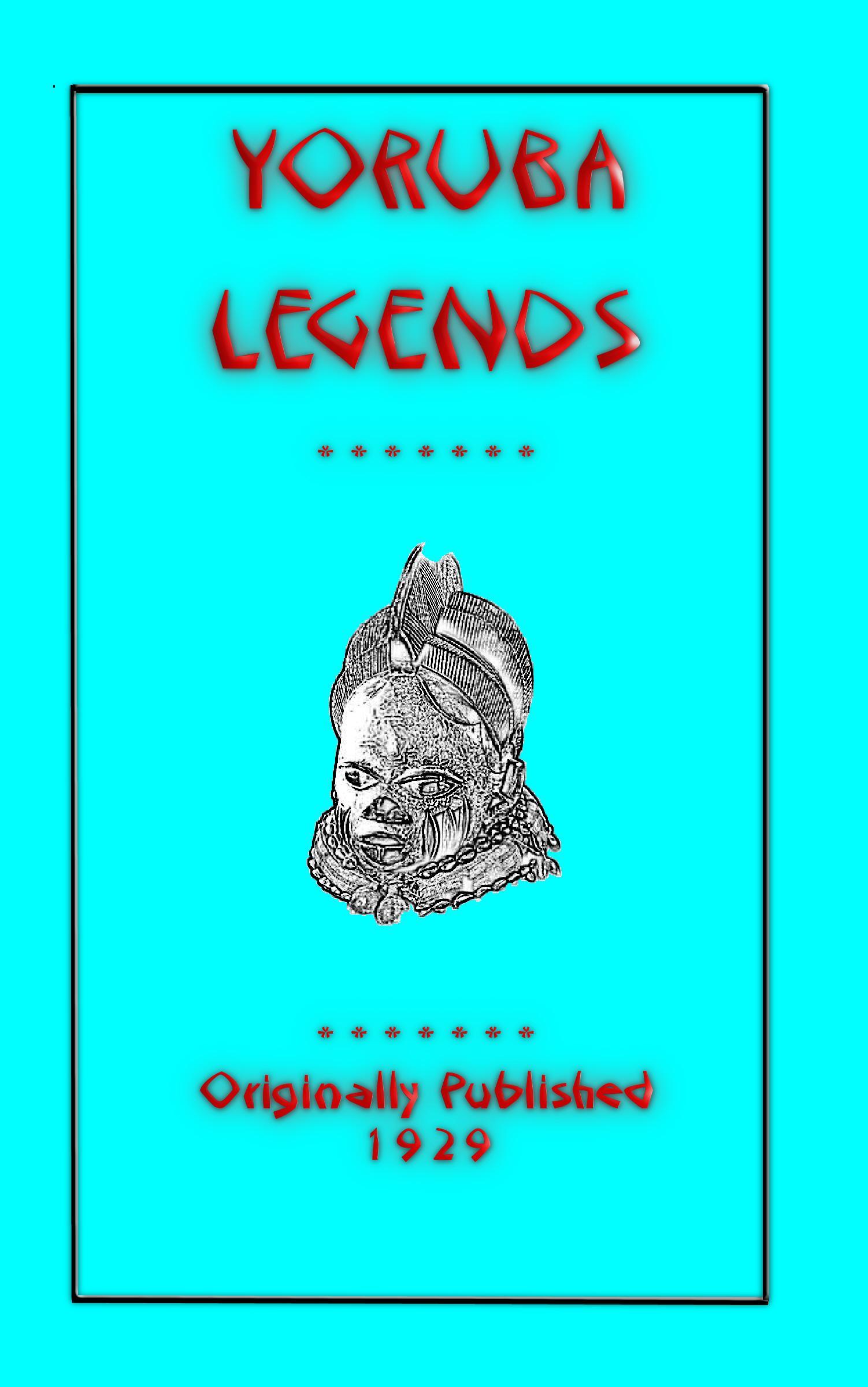 Yoruba Legends EB2370003051292