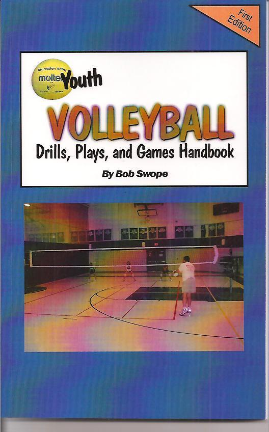 Youth Volleyball Drills, Plays, and Games Handbook EB2370004173382