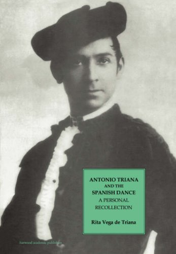 Antonio Triana and the Spanish Dance 9783718654086