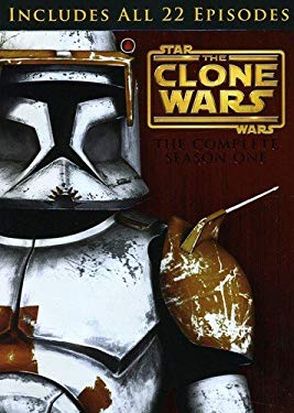 Star Wars: The Clone Wars: Season 1 (Repackage)