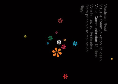 12 Ideas for Visual Communication: From the Principle to Practice 9783721207132