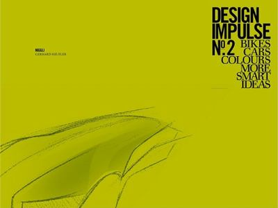 Design Impulse No. 2: Bikes Cars Colours More Smart Ideas 9783721207941