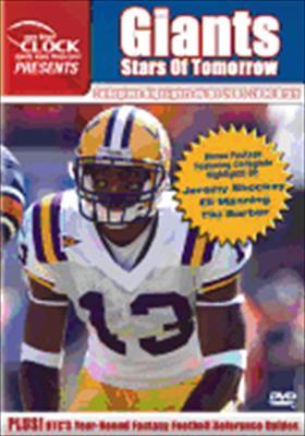 Giants: 2005-2006 Draft Class Collegiate Highlights