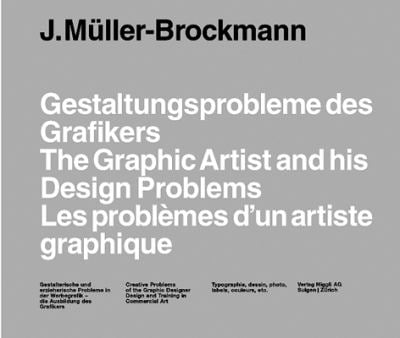 The Graphic Artist and His Design Problems 9783721204667