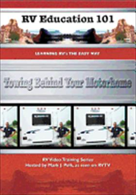 Towing Behind Your Motorhome (RV Education 101)