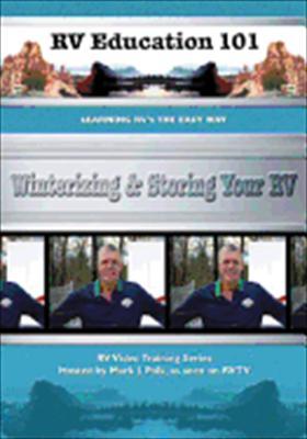 Winterizing & Storing Your RV