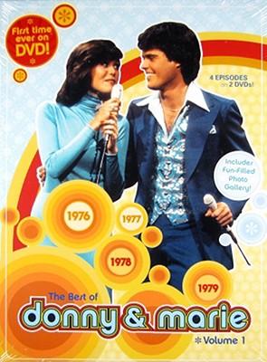 Best of Donny & Marie Volume 1 & Volume 2