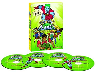 Captain Planet And The Planeteers: Season 1