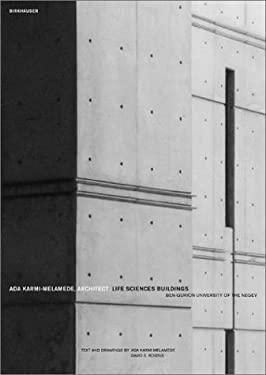 ADA Karmi-Melamede, Architect: Life Sciences Buildings, Ben-Gurion University of the Negev 9783764369590