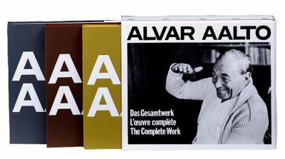 Alvar Aalto - Das Gesamtwerk / L'Oeuvre Compl Te / The Complete Work