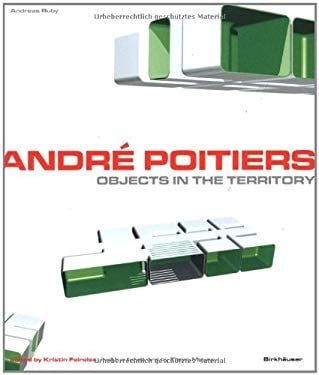 Andra(c) Poitiers - Objects in the Territory 9783764366179