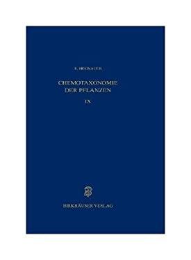 Chemotaxonomie Der Pflanzen: Band 1: Thallophyten, Bryophyten, Pteridophyten Und Gymnospermen