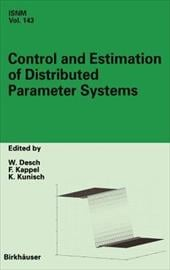 Control and Estimation of Distributed Parameter Systems: International Conference in Maria Trost (Austria), July 15-21, 2001