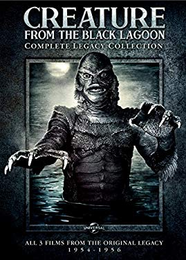Creature From the Black Lagoon: Complete Legacy Collection
