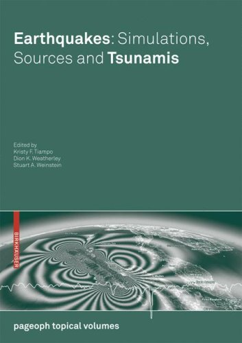 Earthquakes: Simulations, Sources and Tsunamis