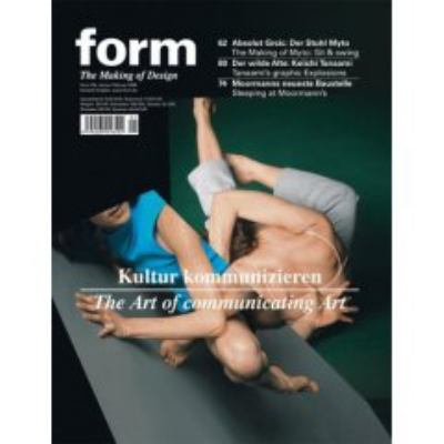 Form: The Making of Design 9783764384760