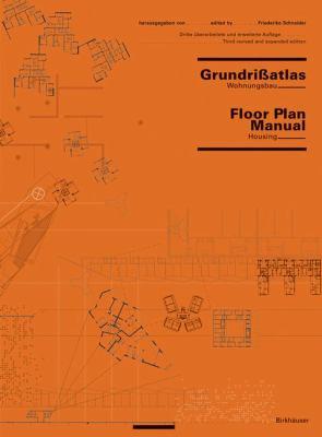Grundri Atlas / Floor Plan Manual 9783764370350