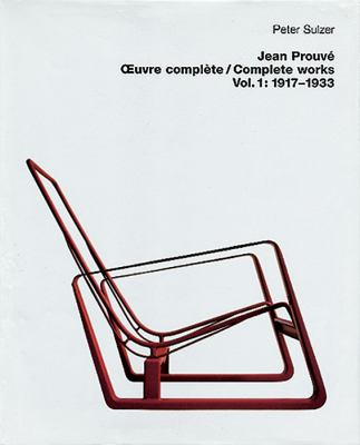 Jean Prouv - Oeuvre Compl Te / Complete Works 9783764360405