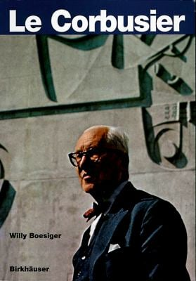 Le Corbusier (German/French) 9783764359300