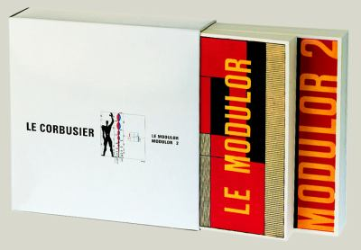Le Modulor/Modulor 2 9783764361877