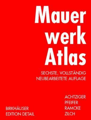 Mauerwerk Atlas 9783764364786