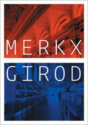 Merkx + Girod: Interior Architects 9783764367442