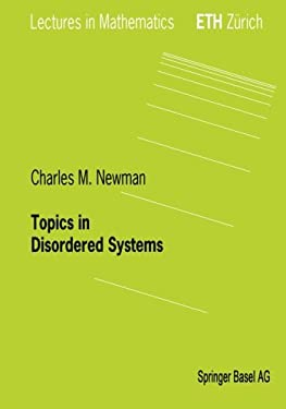 Topics in Disordered Systems 9783764357771