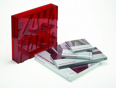 Zaha Hadid 2 Volume Set 9783764370893