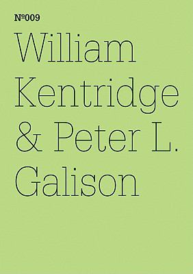 William Kentridge & Peter L. Galison: The Refusal of Time 9783775728584