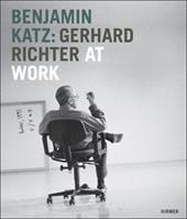 Benjamin Katz: Gerhard Richter at Work 18555363