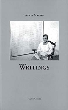 Agnes Martin: Writings 9783775716116