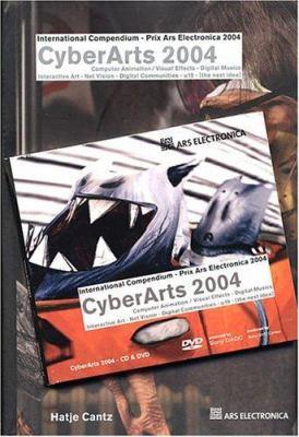Cyberarts 2004: International Compendium Prix Ars Electronica 9783775714938