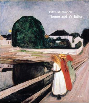 Edvard Munch: Theme and Variation 9783775712705
