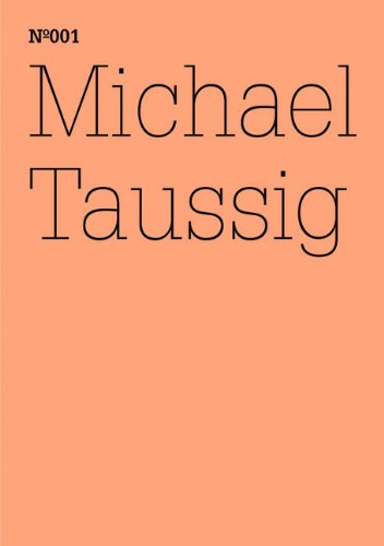 Michael Taussig: Fieldwork Notebooks 9783775728508