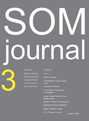 SOM Journal 3 9783775714013