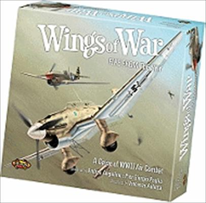 Wings of War: Fire from the Sky: A Game of WWII Air Combat