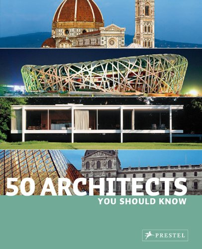 50 Architects You Should Know 9783791340432