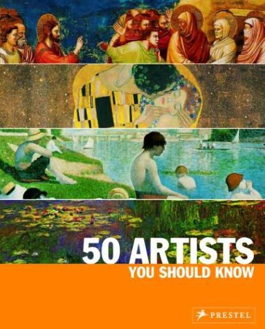 50 Artists You Should Know 9783791337166