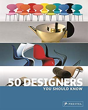 50 Designers You Should Know 9783791347202