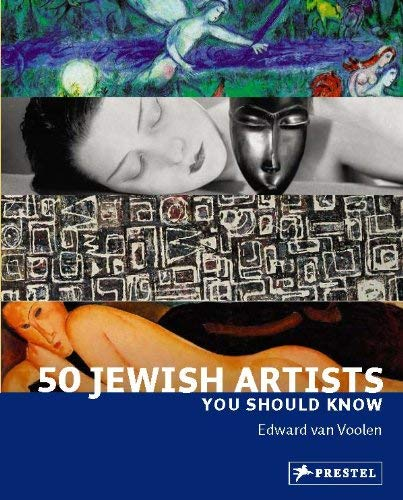 50 Jewish Artists You Should Know 9783791345734