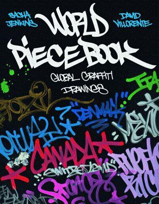 World Piecebook: Global Graffiti Drawings 9783791344683