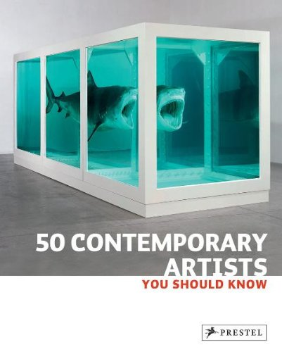 50 Contemporary Artists You Should Know 9783791345307