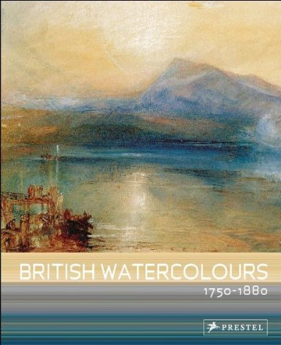 British Watercolours, 1750-1880 9783791345390