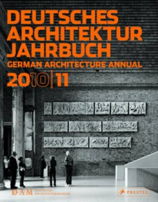 Deutsches Architektur Jahrbuch/German Architecture Annual