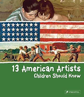 13 American Artists Children Should Know 9783791370361