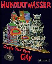 Hundertwasser Create Your Own City Sticker Book 11676458
