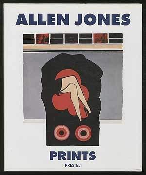 Allen Jones Prints 9783791314815