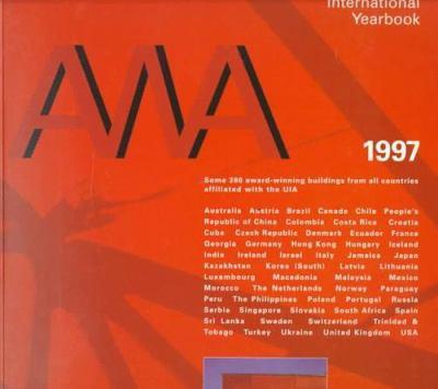 Award Winning Architecture: International Yearbook, 1997 9783791318332