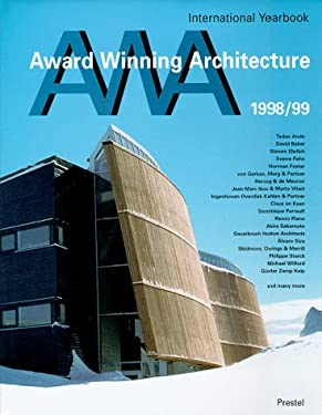 Award Winning Architecture: International Yearbook 1998/99 9783791319926