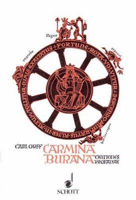 Carmina Burana: Lieder Aus Der Benediktbeurer Handschrift 9783795736330